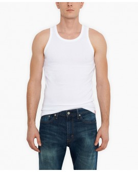 Levis 2 pack Tank white