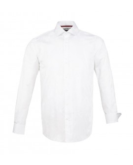 Guide Shirt LS kauluspaita white