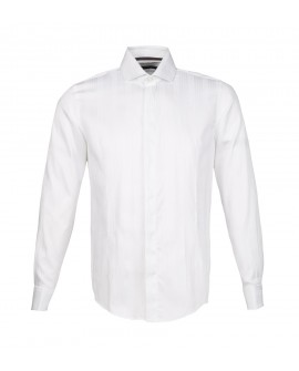 Guide Black tie paita white