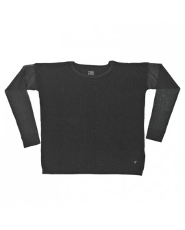 Freesoul C-shine C-me knit black